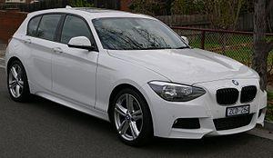 BMW 1 Series - F20 5-door hatchback