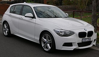 BMW 1 Series - F20 5-door hatchback
