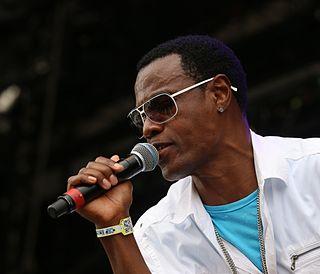 Wayne Wonder Jamaican reggae fusion singer