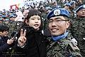 2013.1.17 동명부대 12진 파병 환송식 Rep. of Korea The Dong-Myung Unit in Lebanon (8390876069).jpg