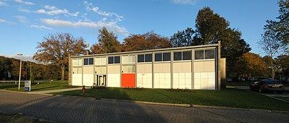 20131024 Sporthal vm Rijksluchtvaartschool (RLS) Eelde Dr NL.jpg