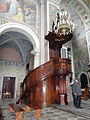 2013 Pulpit of Płock Cathedral - 01.jpg