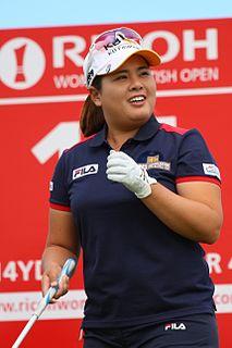 Inbee Park South Korean golfer