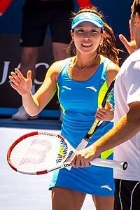 2014 Australian Open - Zheng Jie 3.jpg