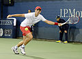 2014 US Open (Tennis) - Qualifying Rounds - Andreas Beck (15034972836).jpg