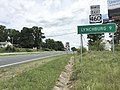 2017-06-25 12 53 04 View east along U.S. Route 460 Business (Timberlake Road) at Mary Ann Drive (Virginia State Secondary Route 647) in Timberlake, Campbell County, Virginia.jpg