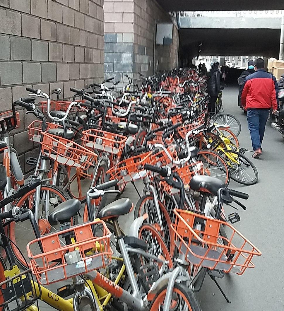 2017-Beijing Mobike Nuisance 2