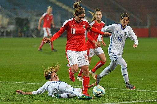 20171123 FIFA Women's World Cup 2019 Qualifying Round AUT-ISR 850 6390