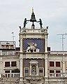 2017 06 Leone di San Marco Torre dell'Orologio Venezia 2810.jpg