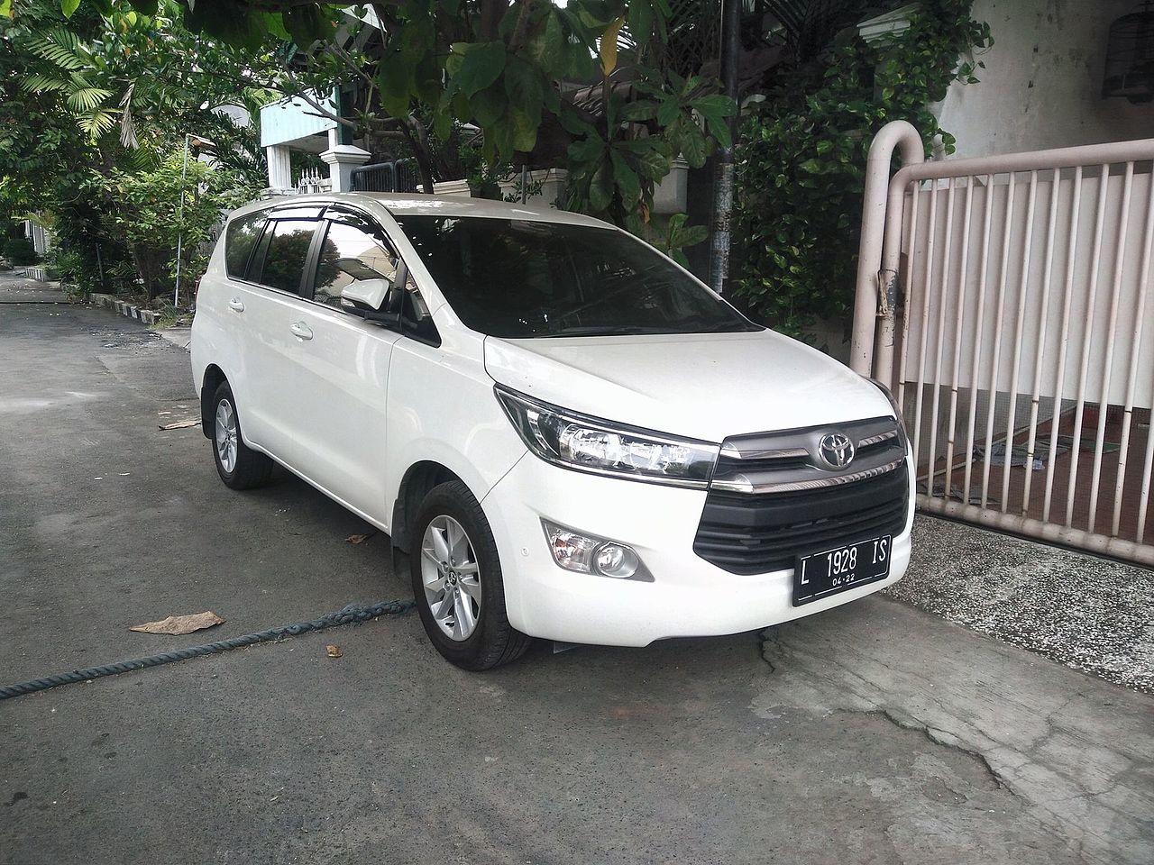 File:2017 Toyota Kijang Innova 2.4 V (front), West