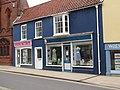 2018-04-29 Tip to Toe nail bar and Lune Boutique, Church Street, Cromer.JPG