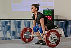 20181006 Patricia Bernhaupt Gewichtheben Bundesliga Finale by Isiwal-3341.jpg