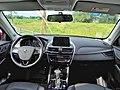 2018 Borgward BX5 interior.jpg