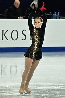 Anna Khnychenkova Ukrainian figure skater