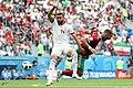 2018 FIFA World Cup Group B march IRN-MAR 21.jpg