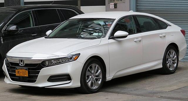 Accord (Mk10) - Honda