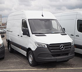 5bfe3539bb Mercedes-Benz Sprinter - Wikipedia