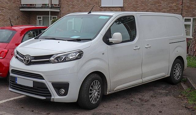 ProAce (Mk2) - Toyota