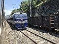 201908 SS3B-6025 hauls Freight Train at Songkan Station.jpg