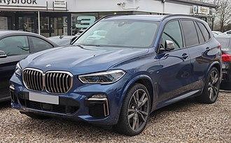 J-segment - BMW X5
