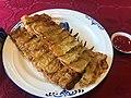 202001 Fried Scallion Meat served in Wuyi.jpg
