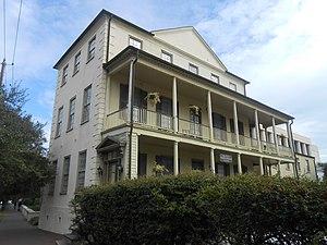 Richard Brenan House -  The Richard Brenan House, 207 Calhoun St., Charleston, South Carolina
