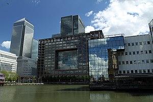 20 Bank Street (London)