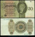 20 Reichsmark 1924 Deutsche Reichsbank.png