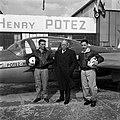 22.03.62 1er Vol du Potez Heinkel avec M. Potez et Grangette pilote d'essai (1962) - 53Fi2210.jpg