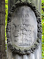 251012 Detail of tombstones at Jewish Cemetery in Warsaw - 69.jpg