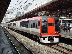 253 series - Six-car set Ne202 in August 2003
