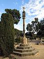 255 Creu del santuari de la Misericòrdia (Canet de Mar).JPG