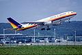 261ad - Fly Air Airbus A300B4-2C; TC-FLF@ZRH;27.09.2003 (5126907448).jpg