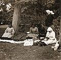 26 William England - Indian women at bead-work.jpg