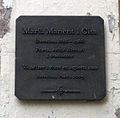 27 Aquí va néixer Marià Manent, c. Doctor Dou.jpg
