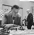 28e Hoogoven schaaktoernooi te Beverwijk, dr M. Filip (Tsjechoslowakije), Bestanddeelnr 918-6677.jpg