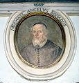 2988 - Catania - Cattedrale - Sagrestia (1675) - Giacinto Platania, Il vescovo Michelangelo Bonadies - Foto Giovanni Dall'Orto, 4-July-2008.jpg