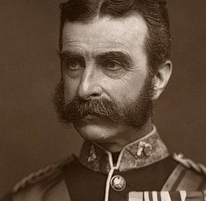 Battle of Isandlwana - Lord Chelmsford