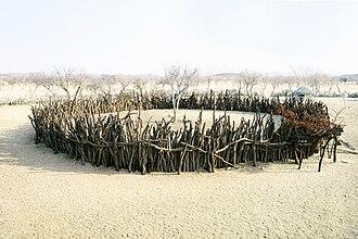 Jacques Pugin - 304 Sacred Site, Namibia, 2007, Rag Hahnemühle Paper print, 40 x 60 cm