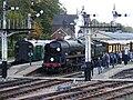 34028 Eddystone at Horsted Keynes railway station.jpg