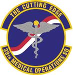 39 Medical Operations Sq emblem.png