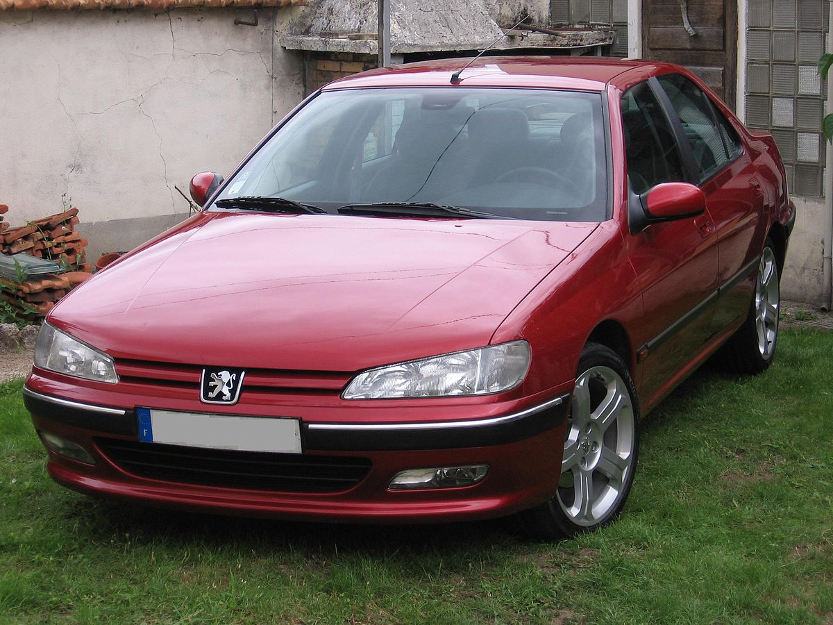 peugeot 406 wikidata. Black Bedroom Furniture Sets. Home Design Ideas