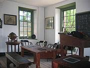 6308 Germantown Avenue, The Concord School (1775)