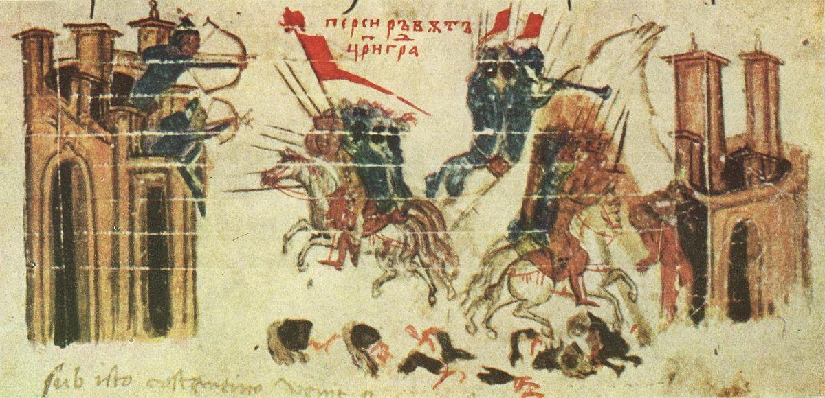 コンスタン ティ ノー プル の 戦い