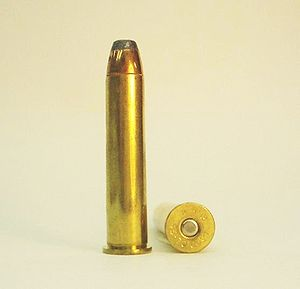 .45-70 - Profile and headstamp