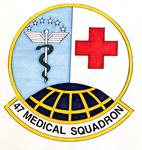 47 Medical Sq emblem.png