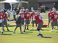 49ers training camp 2010-08-09 1.JPG
