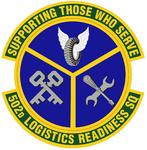 502 Logistics Readines Sq emblem.png