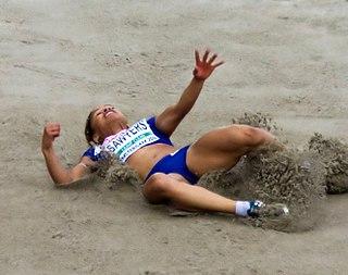 Jazmin Sawyers British athlete