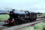 7029 Clun Castle Tyseley 1985 (30240962273).jpg